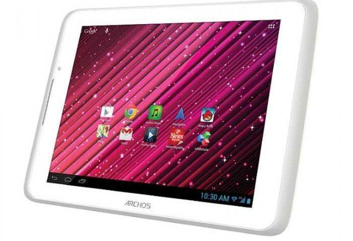 Archos 80 Xenon, nuovo tablet per l'Europa