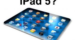 Rumor: iPad 5 pronto per Settembre?