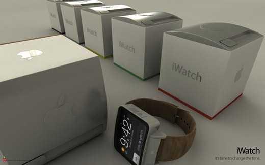 Primi prototipi per l'iwatch