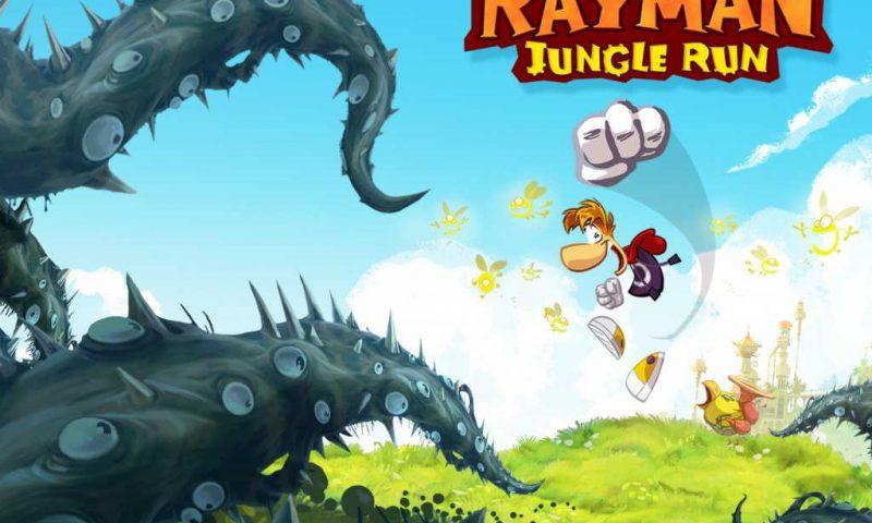 Rayman Jungle Run arriva anche su Windows Phone 8!