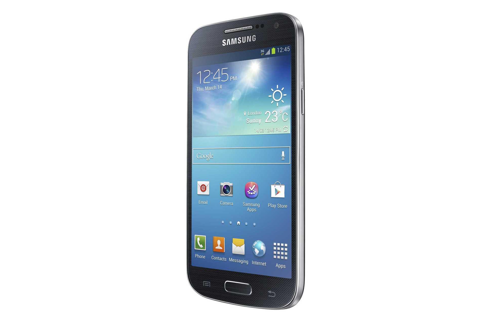 Samsung presenta ufficialmente il Galaxy S4 Mini!