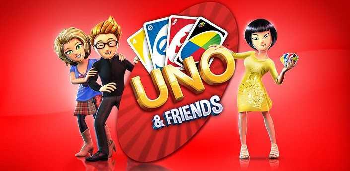 UNO & Friends sbarca su Android ed iOS per divertentissime sfide!