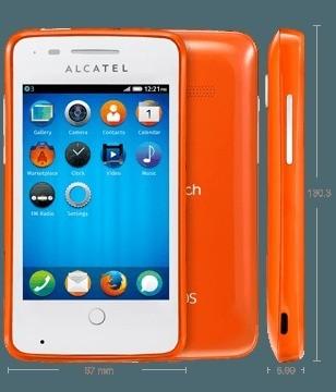 Alcatel annuncia il ONE TOUCH FIRE, dispositivo Firefox OS pronto per l'estate