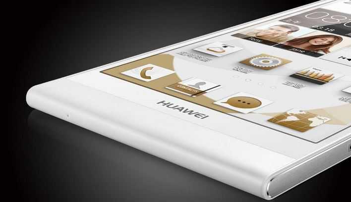 Huawei Ascend P6, trapelano le specifiche