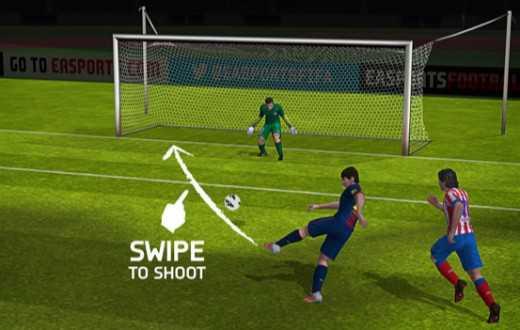EA Sports pronta a portare FIFA 14 su Android!