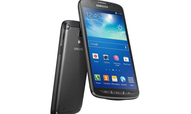 Samsung Galaxy S4 Active non passa il test in piscina!