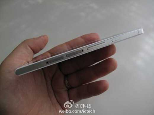 Huawei Ascend P6 ecco le foto a poche ore dall'annuncio!