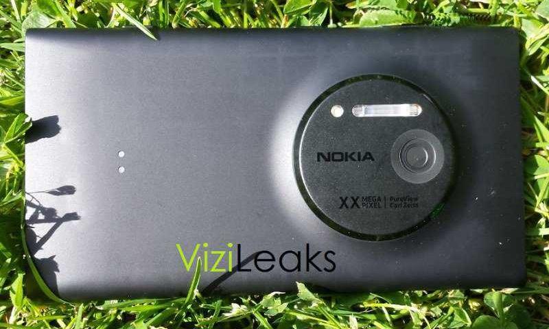 Nokia Lumia EOS ancora nuove immagini e possibili specifiche