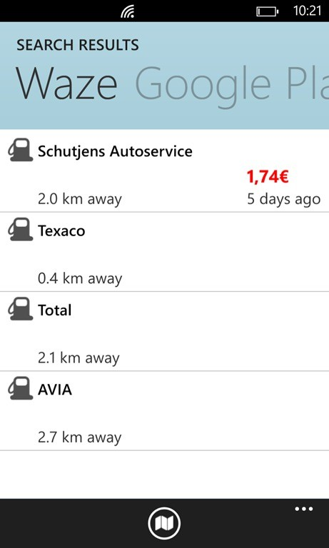 Waze beta per Windows Phone dopo l'acquisto di Google