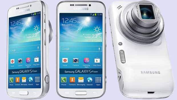 Samsung Galaxy S4 zoom – Spot commerciale