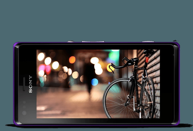 Sony presenta Xperia M