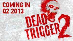 Dead Trigger 2 avrà la modalità multi giocatore e tante nuove armi!