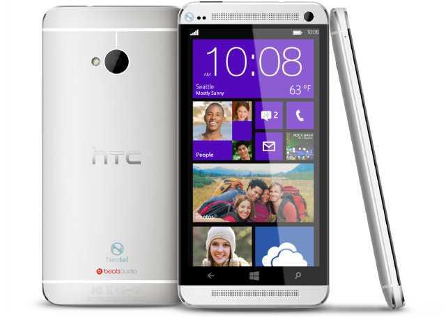 HTC One con Windows 8, la reincarnazione è attesa per l'autunno