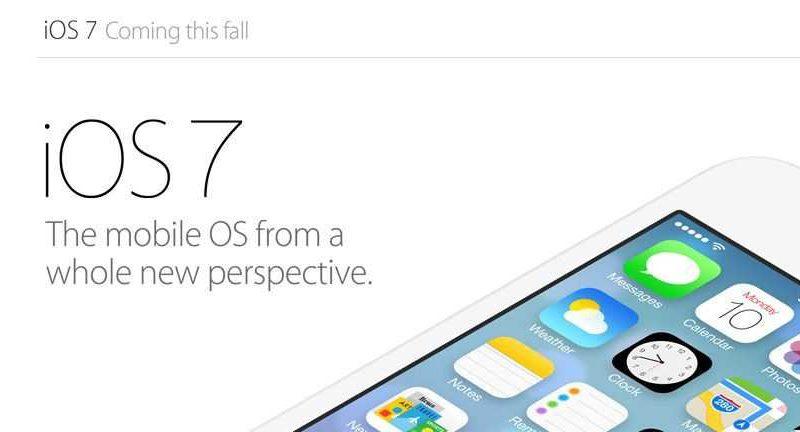 Rilasciata la Beta 2 di iOS 7, che porta Siri su iPad e molto altro