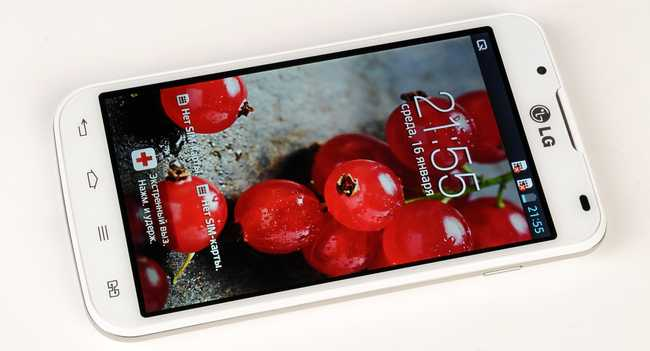 LG Optimus L7 II dual con Android 4.3 Jelly Bean