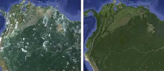 Nuove mappe Google in alta risoluzione