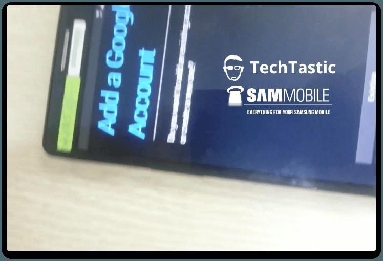 Samsung Galaxy Note III | Trapelano le prime foto!