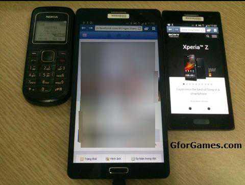 Nuova Foto del Galaxy Note 3