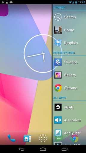 App del Giorno: Swapps | Barra di gestione applicazioni!