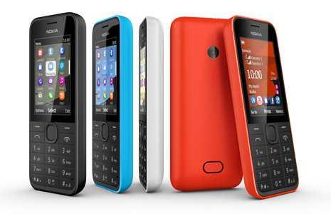 Annunciati i nuovi Nokia 207 e Nokia 208