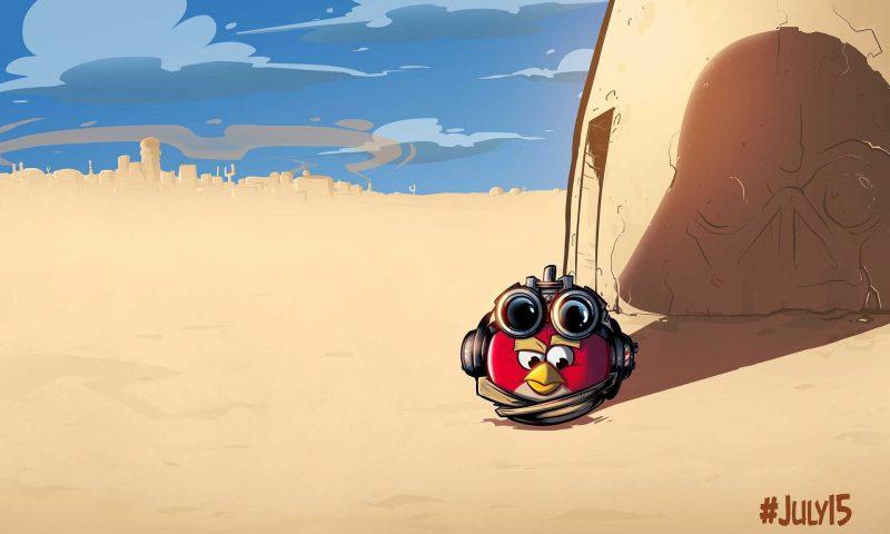Angry Birds tutto nuovo il 15 Luglio