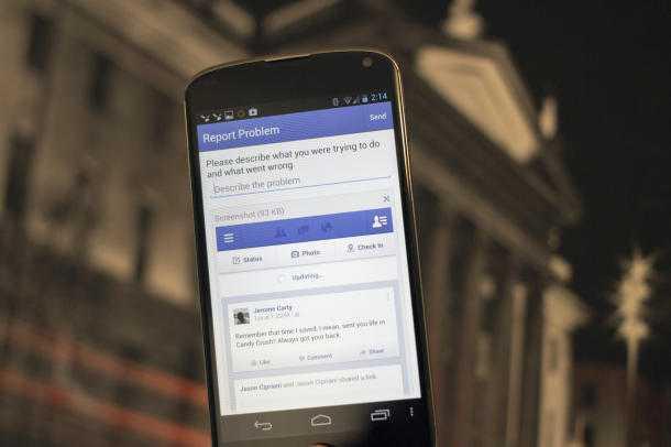 Facebook Beta per Android si aggiorna ancora