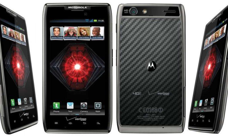 Motorola DROID MAXX, trapela una foto