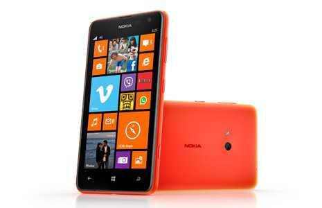Nokia Lumia 625 è Ufficiale!