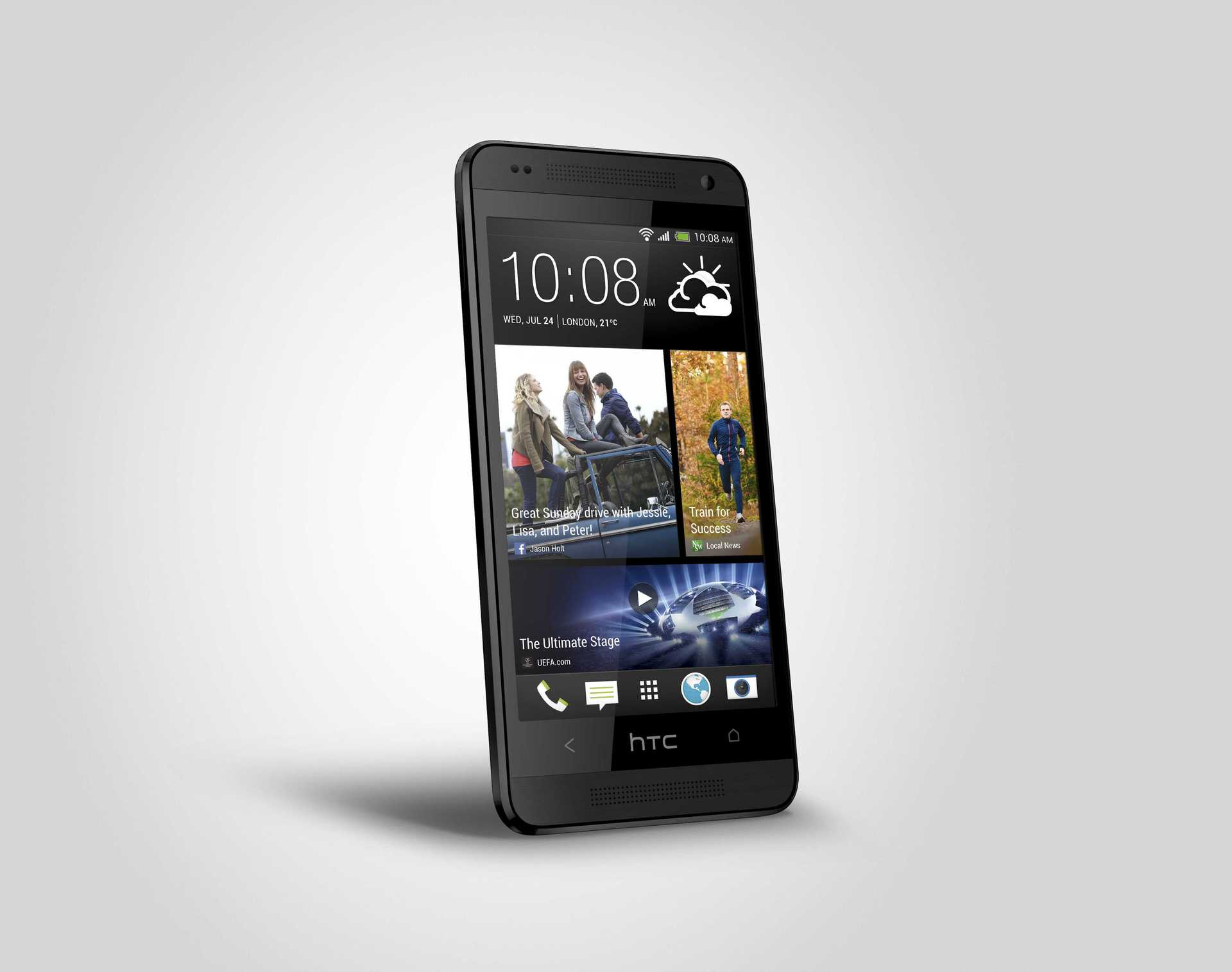 HTC One diventa compatto grazie al nuovo HTC One Mini