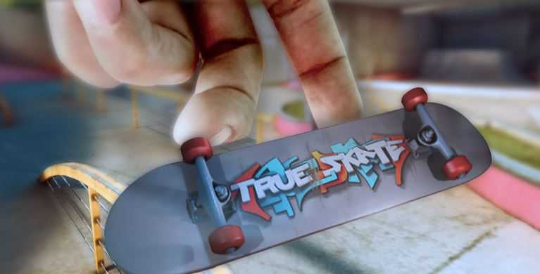 True Skate: il gioco per gli amanti dello skateboard