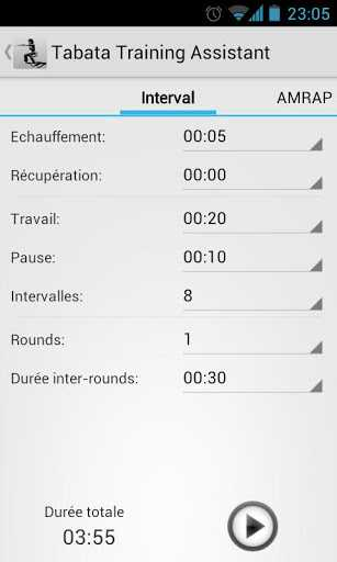 App del giorno: Circuit Training Assistant