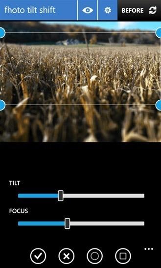 Fhotoroom per Windows Phone 8 si aggiorna portando la condivisione di foto su Instagram!