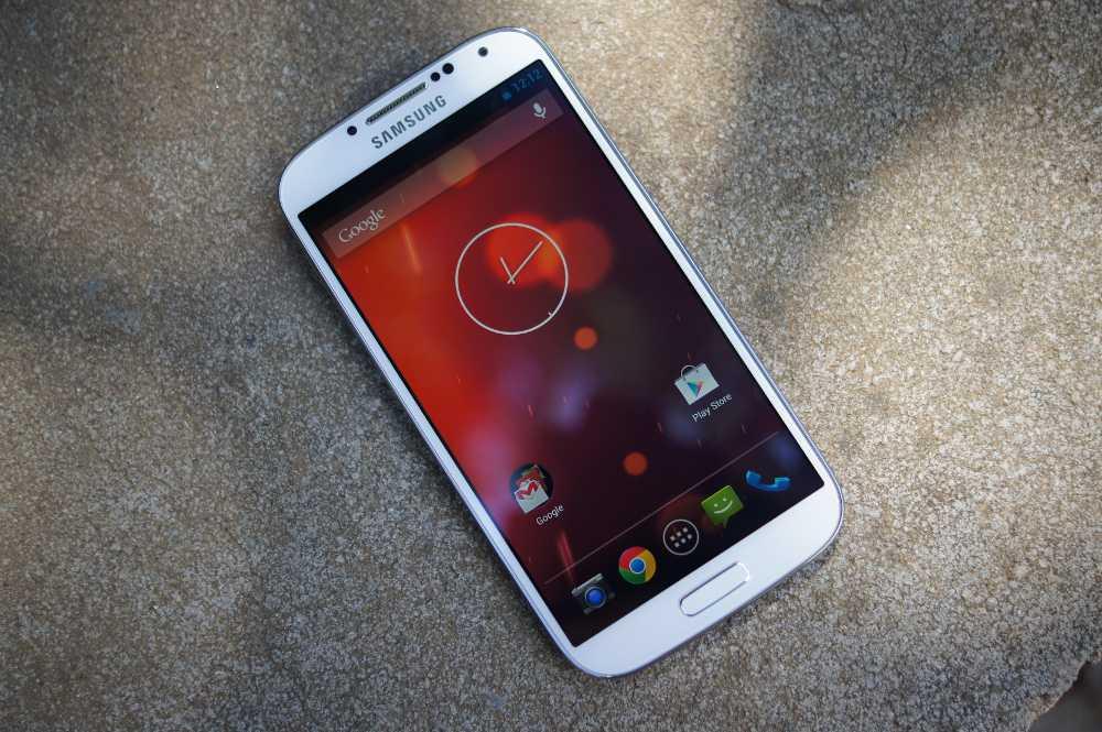Pronto l'aggiornamento Android 4.3 per il Galaxy S4 Google Edition