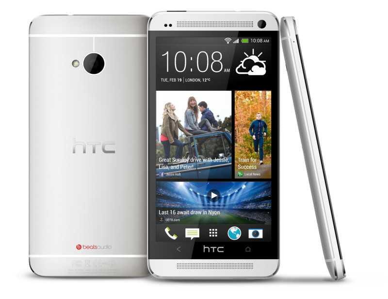 HTC One M7 versione europea si aggiorna ad Android 5.0.2
