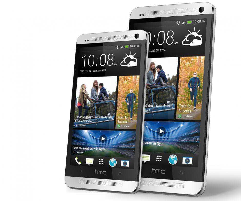 HTC | In arrivo un HTC One rinnovato e nel 2014 il top di gamma HTC M8 ?
