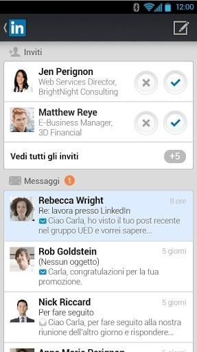 LinkedIn si aggiorna su iOS ed Android integrando la funzione di ricerca lavoro!