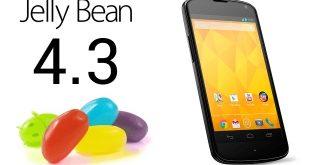 Android 4.3 sul Nexus 4: guida