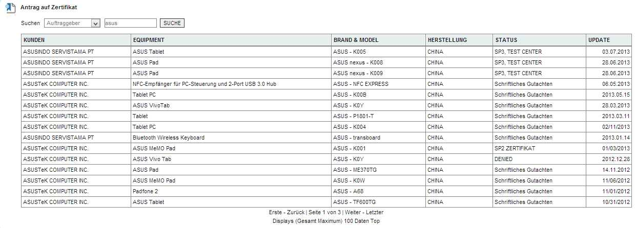 Il nuovo Nexus 7 ottiene la certificazione per l'Europa e l'Indonesia