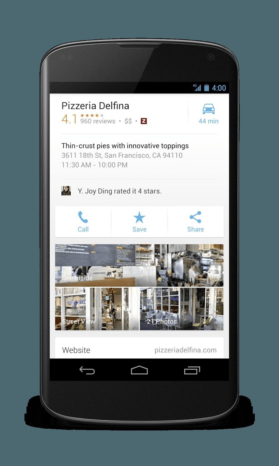 Arriva Google Maps 7 per Android con tantissime novità! (download)