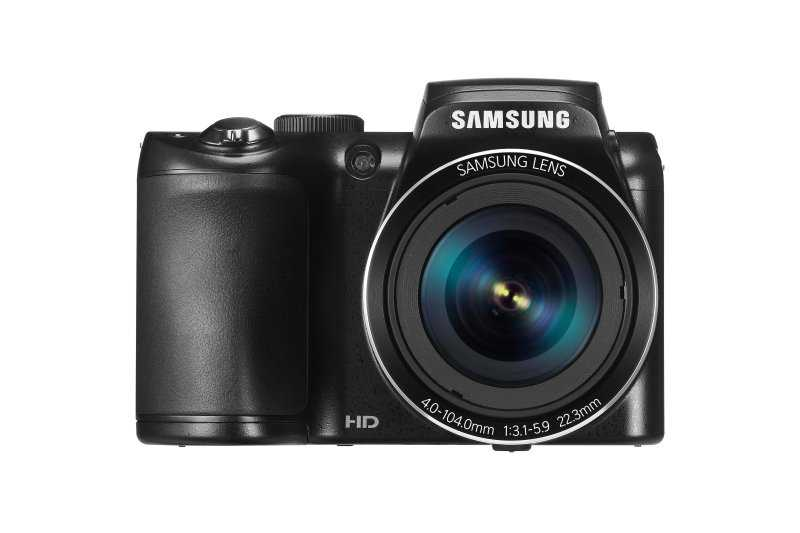 Samsung WB110 camera bridge da 20Mpx