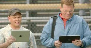 Microsoft Windows 8 | Apple iPad sfidato ancora in un nuovo spot !