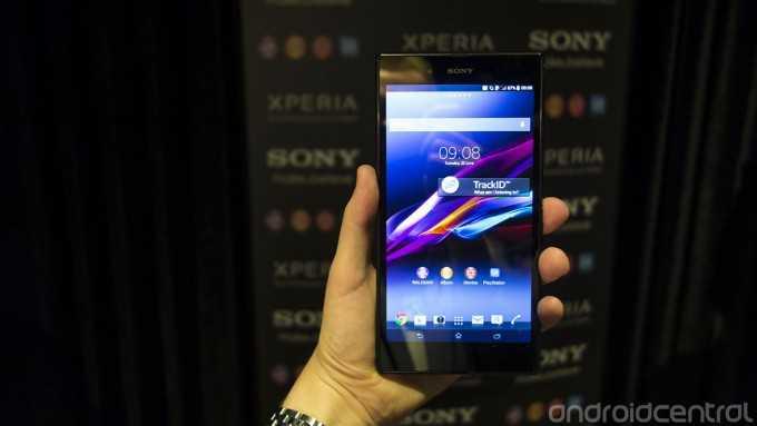 Sony Xperia Z Ultra: testato a fondo il display