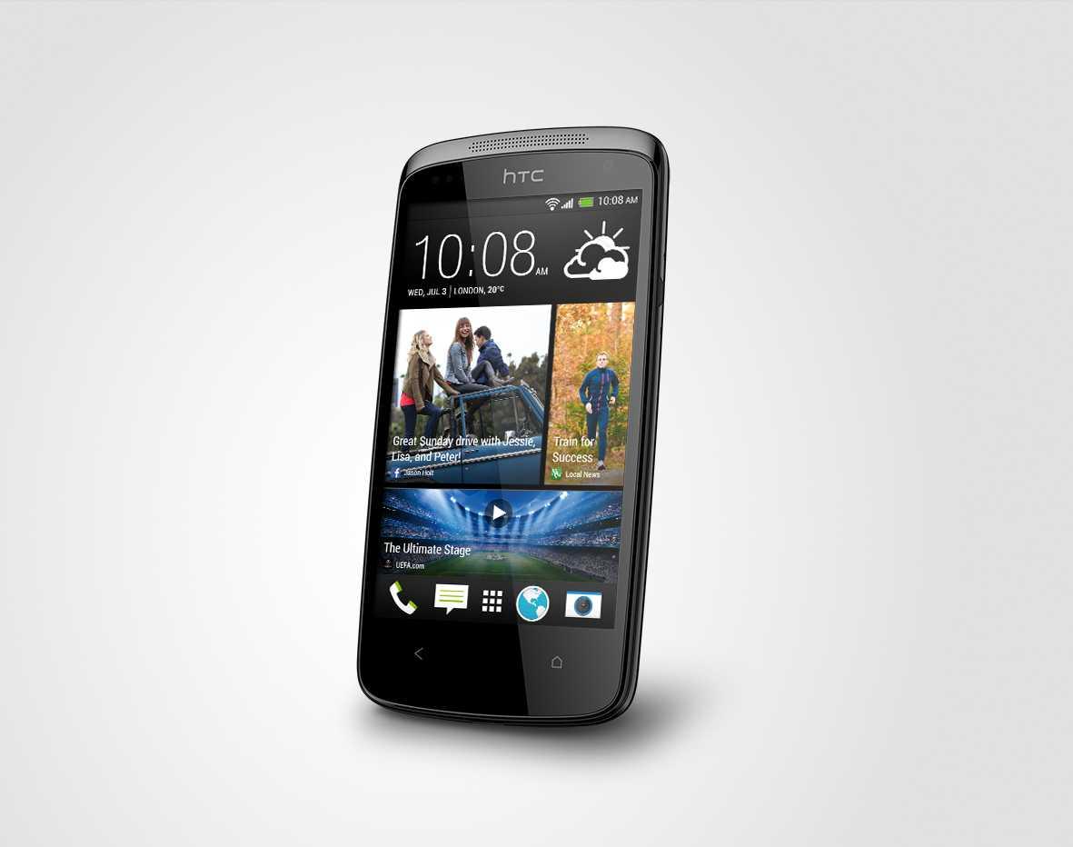 HTC Desire 500: A Settembre in Italia il nuovo device con Blinkfeed e video Highlights dal prezzo contenuto!