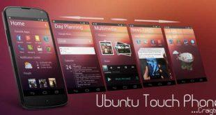 Ubuntu touch include ora una guida dettagliata del sistema operativo