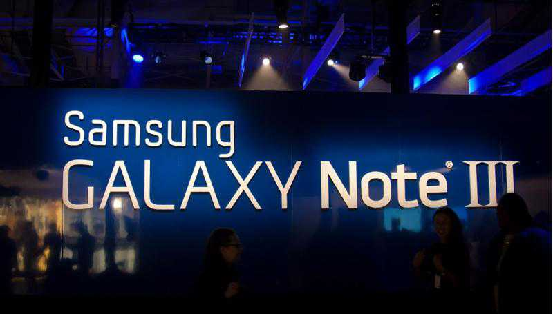 Samsung Galaxy Note III – Debutto in UK a partire dal 16 Settembre!