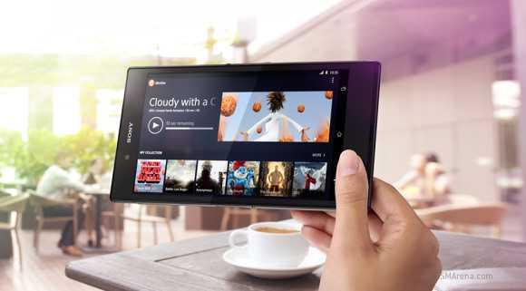 Sony Xperia Z ultra: nuovo semi aggiornamento che porta motore X-Reality
