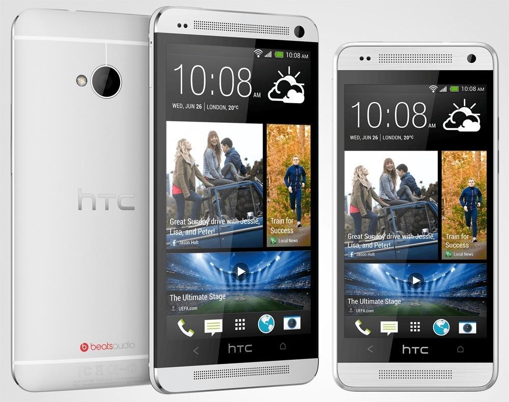 HTC One Max – Arriva la prima foto del gigante HTC!