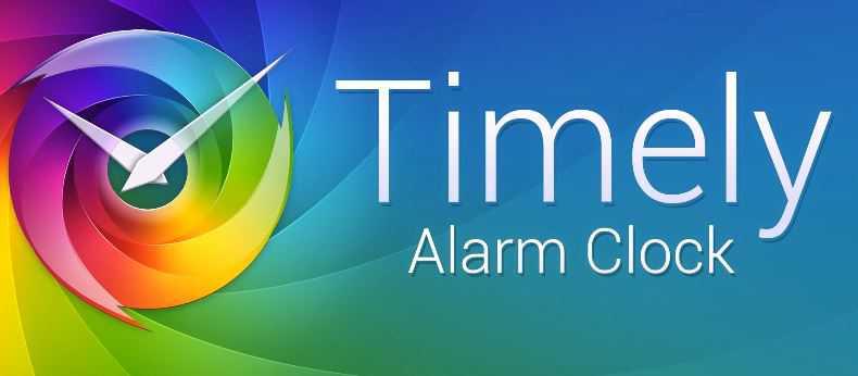 Timely Alarm Clock – Una delle migliori sveglie per Android con sincronizzazione nel cloud!