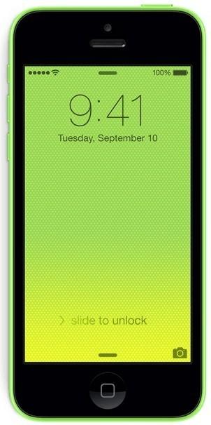 5c-green-wallpaper