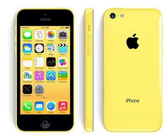 Apple ufficializza il coloratissimo iPhone 5C!